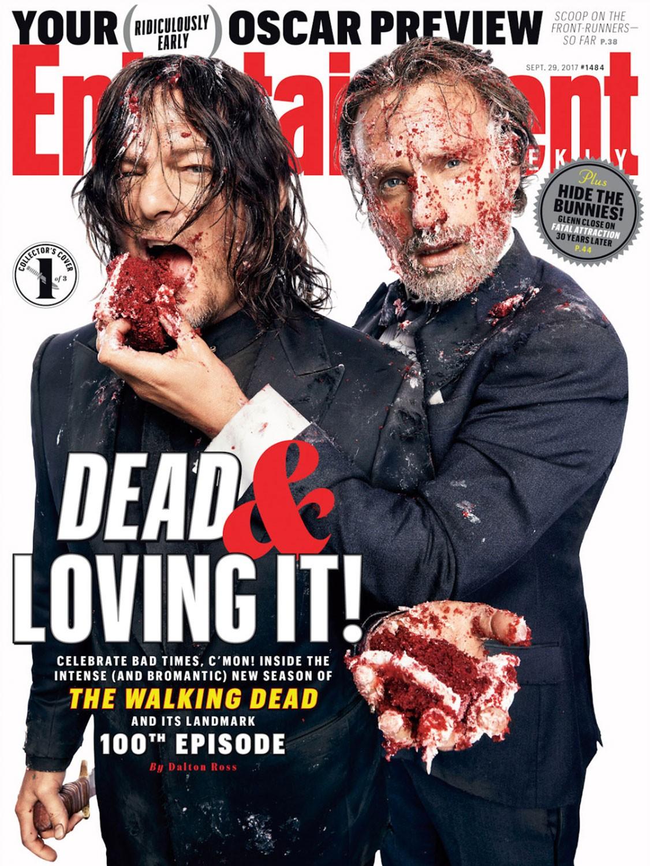 Walking Dead Photo Art Streiber
