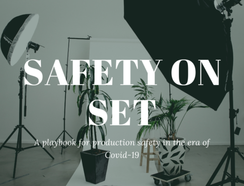 "Safety Protocols for ""Socially Distanced"" Photo/Video Productions"